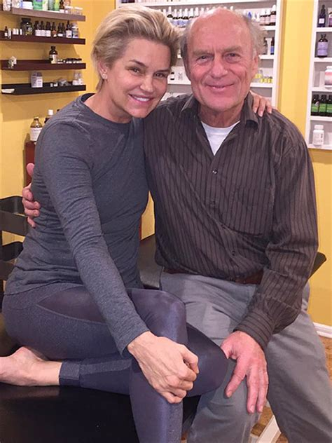 yolanda foster supplements yolanda foster thanks doctor for being guiding light in