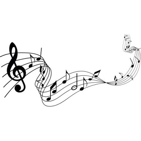 imagenes de notas musicales sin fondo vinilos decorativos pentagrama mivinilodecorativo