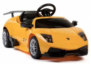 Kid Lamborghini Reviews 6v Licensed Lamborghini Murcielago Ride On