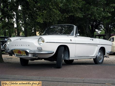 renault caravelle renault caravelle cabriolet photos and comments www