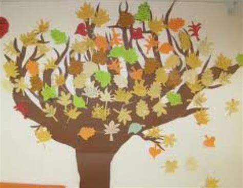 How To Make A Bush Out Of Paper - thanksgiving activity for grandkids grandparenting
