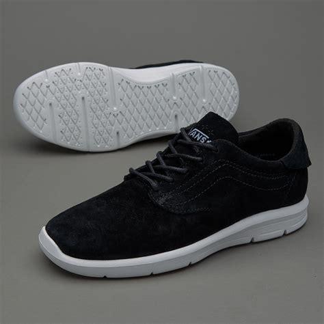 Sepatu Vans Black Original sepatu sneakers vans womens iso moc black