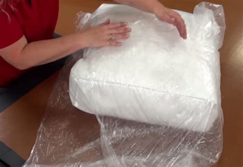 """Cushion Wrap Silk Film   54"""""""