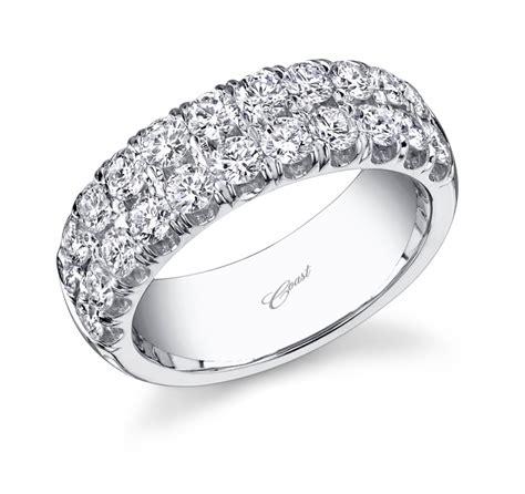 diamond band wz5002h coast wedding bands coast diamond bridal engagement ring collections