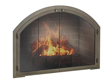 custom fireplace doors la crosse area fireplace