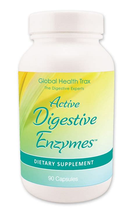 Digestive Enzymes Detox Symptoms by Ght Active Digestive Enzymes 90 Caps Buy Australia