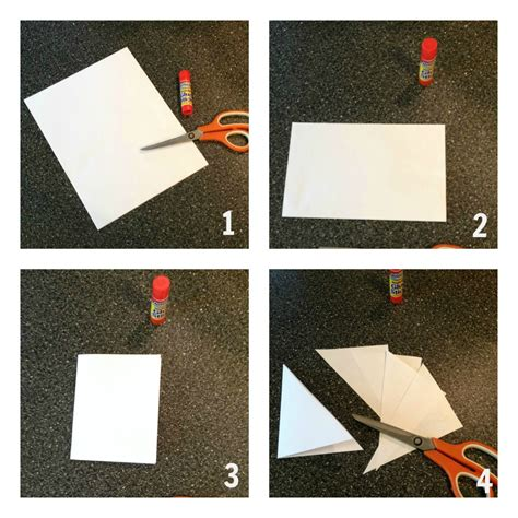How To Fold A Cone Out Of Paper - how to make a paper treat cone frugal upstate