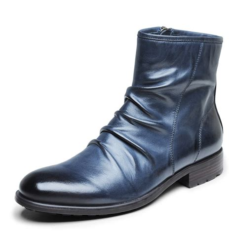 dress boots leather cwmalls 174 mens leather dress boots cw726505
