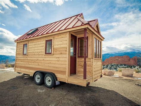 cool tiny homes 13 cool tiny houses on wheels hgtv