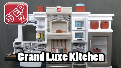 Luxe Kitchen by Grand Luxe Kitchen From Step2