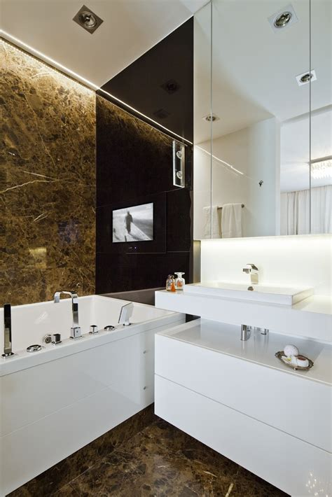 Brown Marble Bathroom Ideas Brown Marble Bathroom Interior Design Ideas