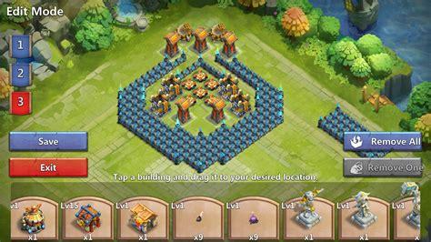 Castle Corner 17 hbm base megathread best bases for th10 to 21 castleclash
