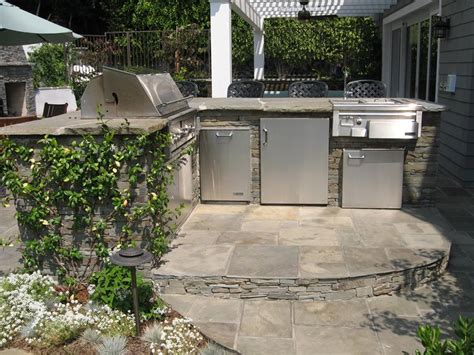 backyard bbq bar designs outdoor kitchen los angeles ca photo gallery landscaping network