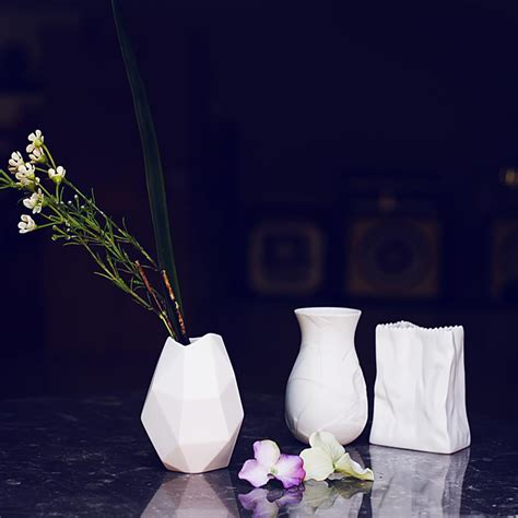 Porcelain Flower Vases by Aliexpress Buy Diy Handmade White Porcelain Flower