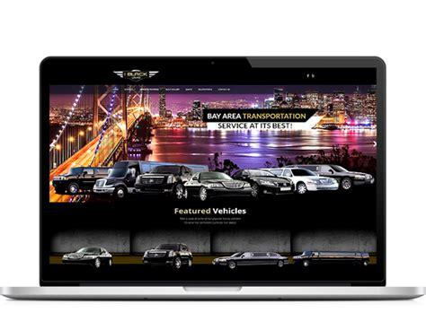 Limousine Website by Limousine Web Design Limo Web Site Design