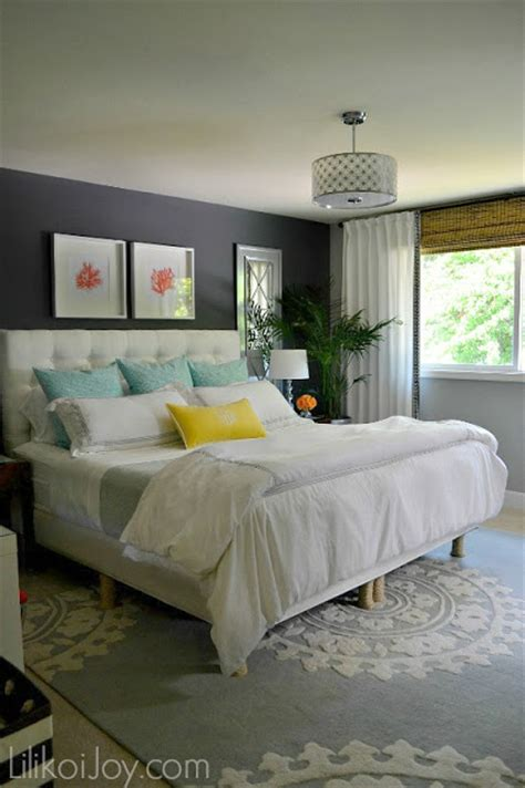 24 Diy Tutorials And Tips Home Stories A To Z Gray Yellow And Blue Bedroom Ideas