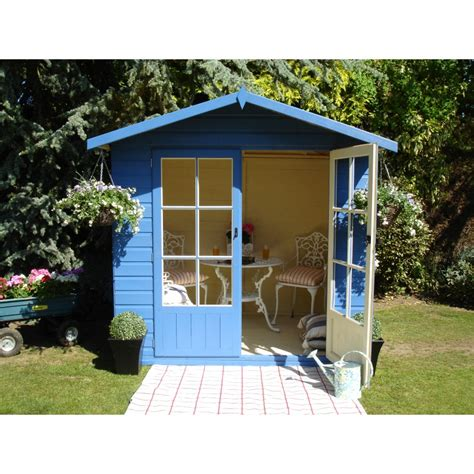 7x5 Sheds For Sale by Lumley 7x5 Shire Garden Buildings