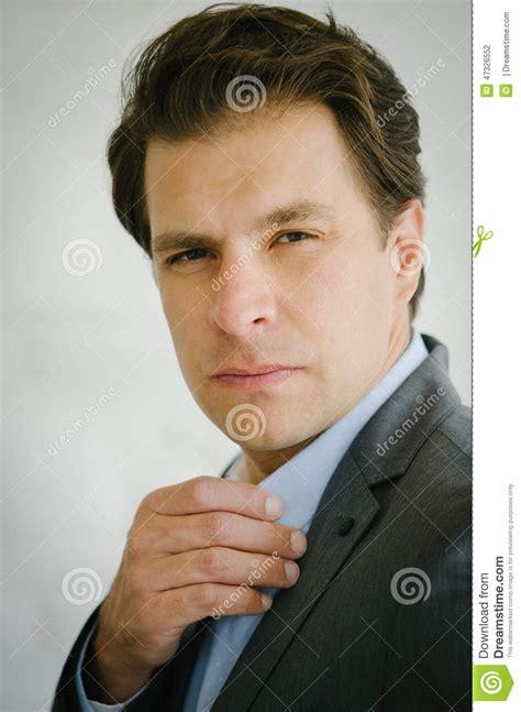 pictures of hombres brown hair hombres reales foto de archivo imagen 47326552