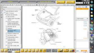 nissan pathfinder hi were is the horn fuse and relay on a