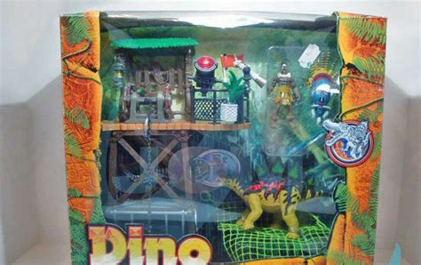 jomi toys dino valley tower traps playset