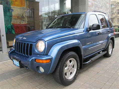 Lu 2 Biji Jeep Fog L 4x4 Mobil Motor Headl 2003 jeep liberty limited edition 4x4 on sale local