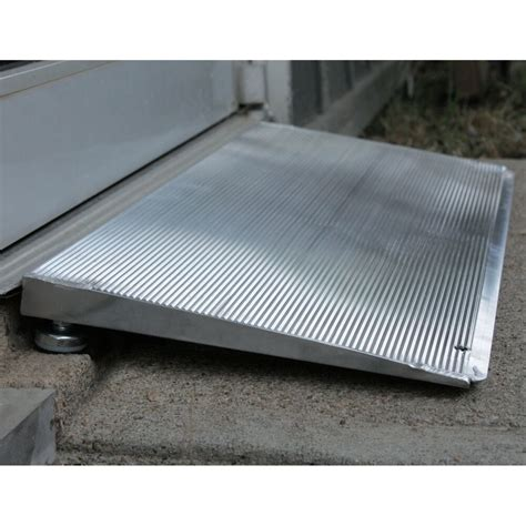 elev adjustable threshold wheelchair ramp threshold ramp