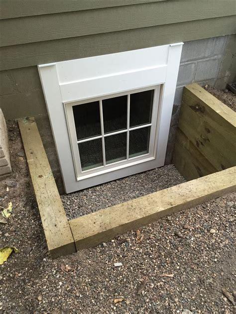 custom size basement windows 42 best egress windows timber images on basements egress window and basement