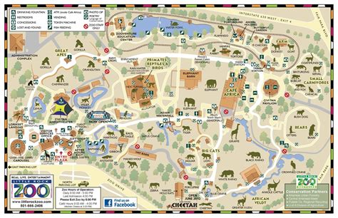 columbus zoo map map of the columbus zoo swimnova