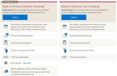 open a direct bank account 25 000 alaska for opening a bank of america checking