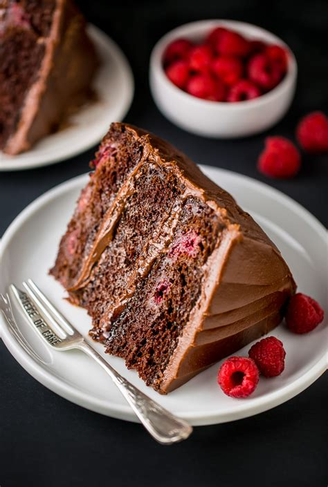 chocolate raspberry chocolate raspberry cake baker by nature