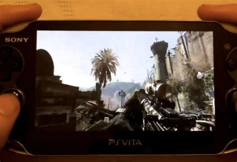 ps4 themes lag cod ghosts ps4 gameplay on ps vita in 1080p product