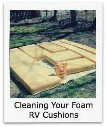 How To Clean Foam Cushions by How To Clean Foam Cer Cushions Another Option Is To