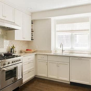 Ivory Shaker Kitchen Cabinets Interior Design Inspiration Photos By Pinney Designs