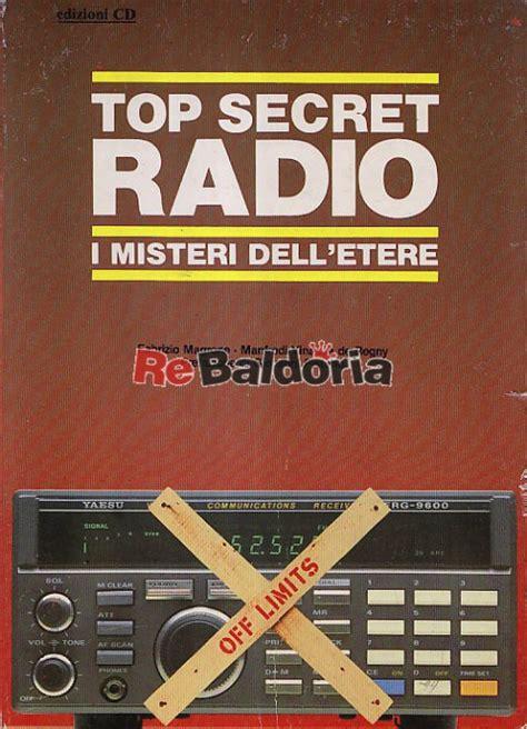 libro radio libera albemuth top secret radio i misteri dell etere manfredi vinassa de regny fabrizio magrone edizioni