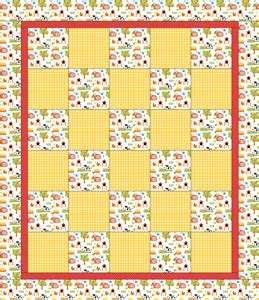 Patchwork Quilts For Children - patterns