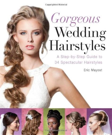 hairstyle books the variety of wedding hair updos