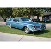 1962 Chrysler Crown Imperial  Information And Photos