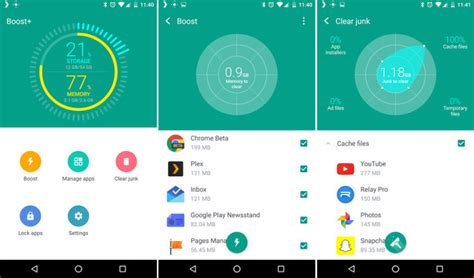 android optimizing app htc s boost app promises to optimize any android device lands april 14th in the play store