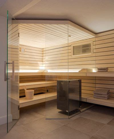 corso sauna vorher nachher vom kargen luftschutzbunker zur design sauna