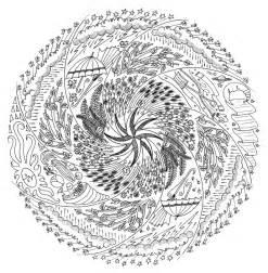Amazing Mandala Les Plus Beau Du Monde #1: Mandala-les-meteores-web.jpg