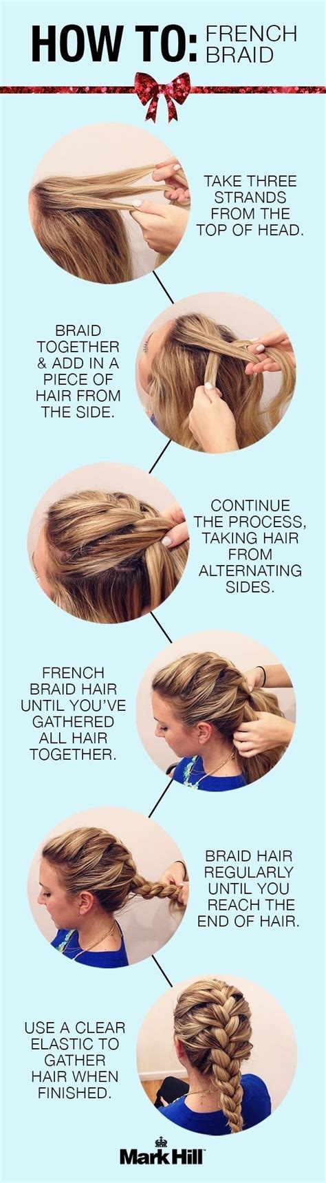 how to i plait my own side hair 10 french braids hairstyles tutorials everyday hair