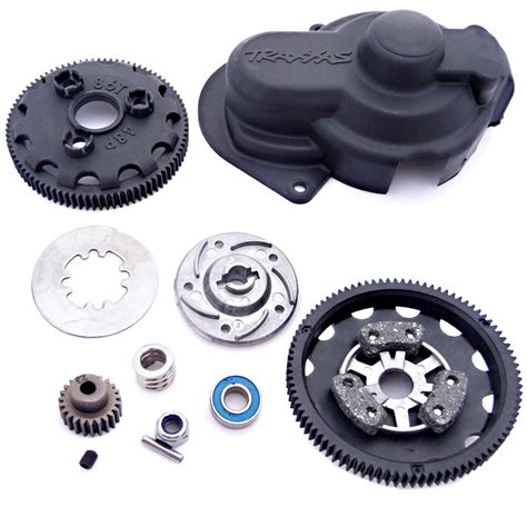 traxxas slipper clutch traxxas 1 10 ford raptor slash 2wd 2 spur gears pinion