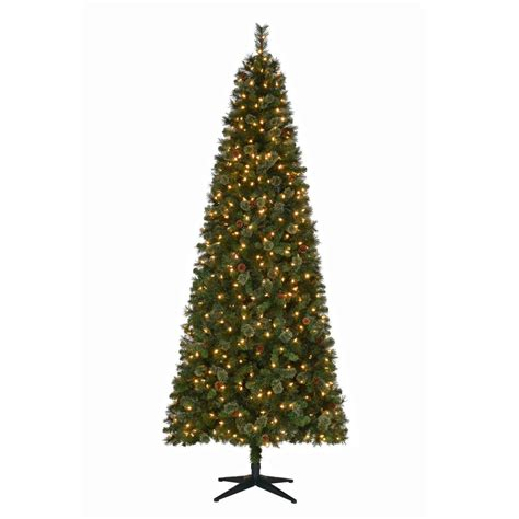 martha stewart alexander 75 ft christmas tree reviews martha stewart living 9 ft pre lit led pine set artificial tree with