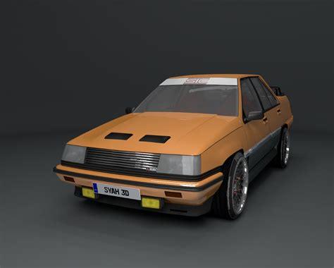 saga 07 saga 8865438762 3d model proton saga megavalve sedan