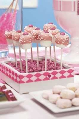 how to make white chocolate lollipops for baby shower una de 15 todo en rosa chica de 15