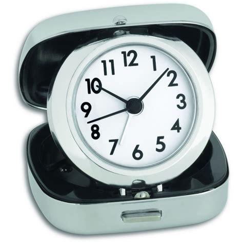 folding travel alarm clock 7cm