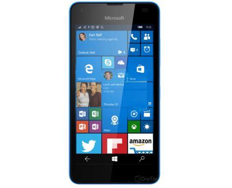 Microsoft Lumia 6 Inci by Microsoft Lumia 550 Smartphone Entry Level Layar Hd 4 7