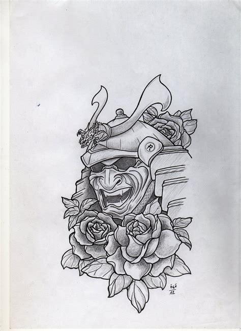 samurai helmet tattoo designs samurai mask design by cfens on deviantart
