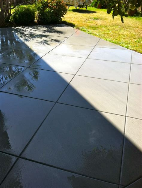 poured concrete patio best 25 pattern ideas on graphic