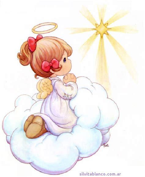 imagenes tiernas rezando angelito precious moments rezando bautismo comunion